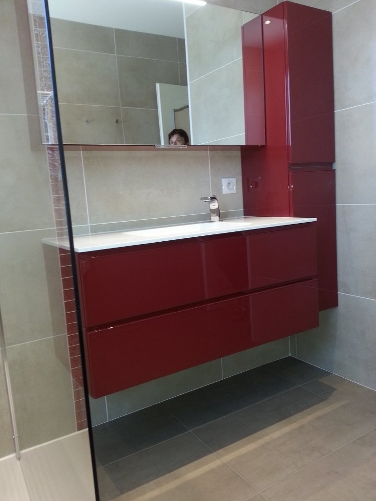 Rénovation Salle de Bain - Salle de Bain Dijon, carrelage, meubles de salle de bain ...